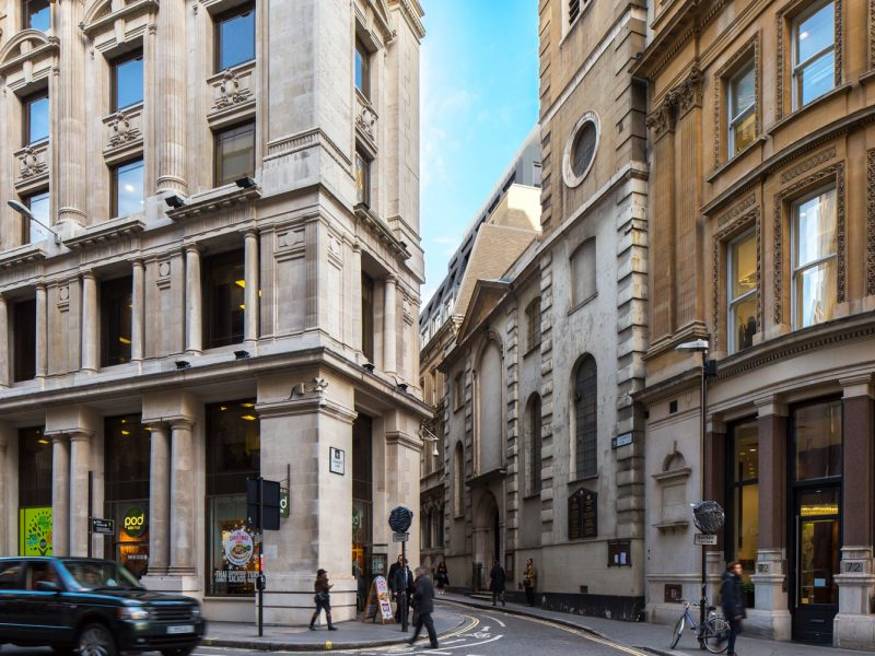 27-28 Clements Lane, London EC4