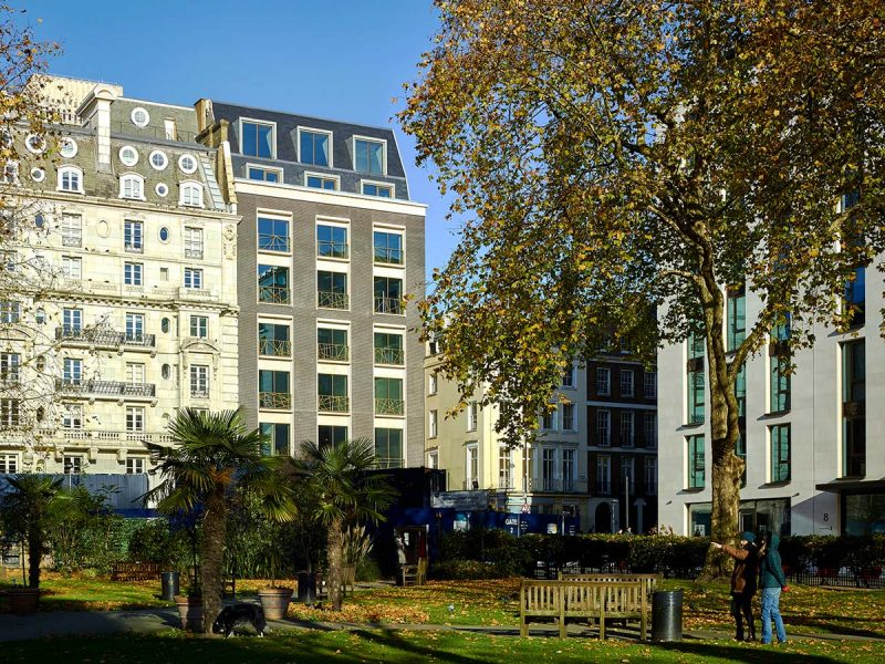 11-12 Hanover Square, London W1