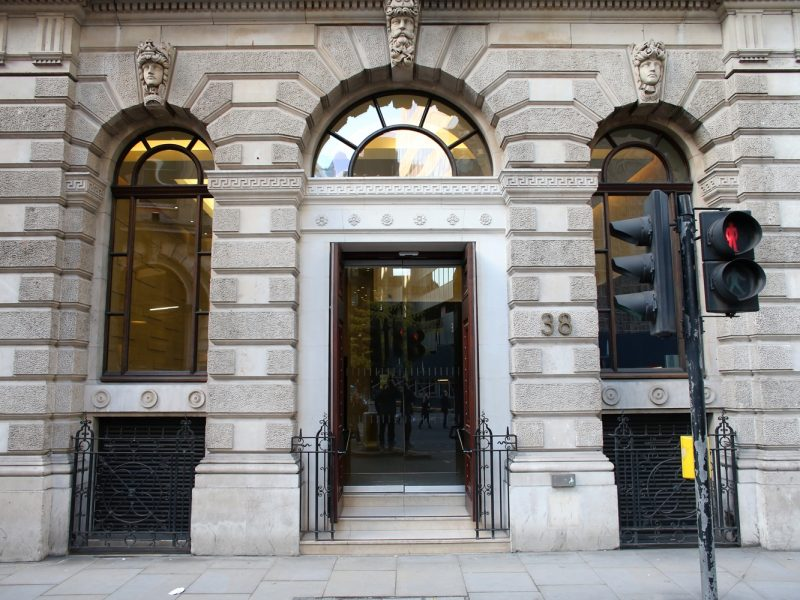 38 Threadneedle Street, London EC2
